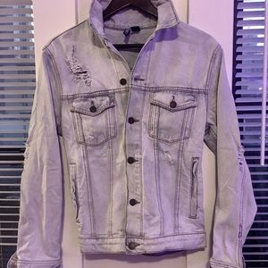 H&M Denim Jacket 🧥 xs